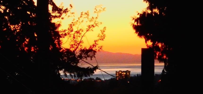 2014 11 22  N Vancouver  Sunsett c1